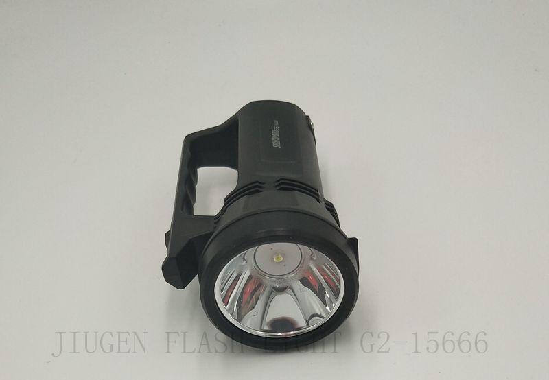 久根电筒 ss-639 3w铝光杯充电手提灯_久根电筒_义乌图片