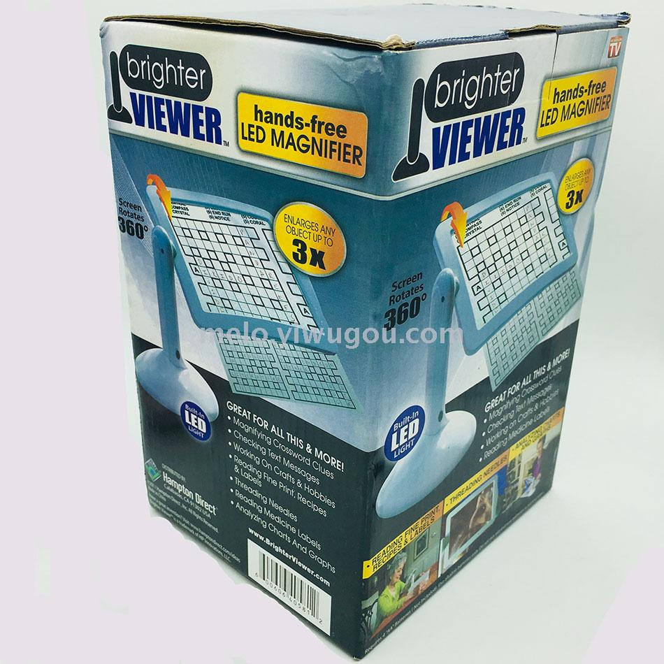 Supply Brighter Viewer magnifies the screen magnifying glass with a ...