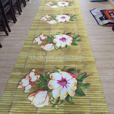 3D Pattern Printing Door Mat Floor Blanket