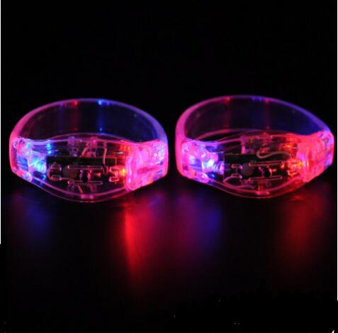 supply luminous hand ring wholesale transparent luminous hand ring
