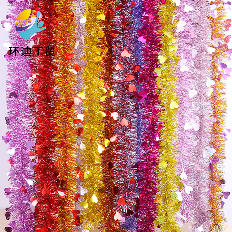 Supply Wedding festive items color stripe birthday party decoration