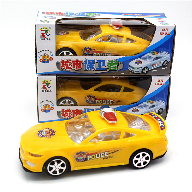 Supply Wholesale Electric Police Car Toys With Music Children S Toy