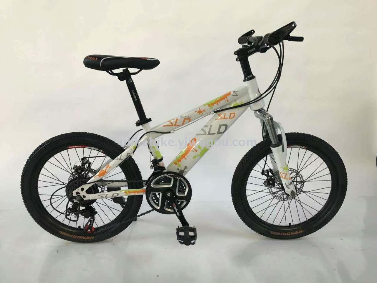Supply Bicycle 20 inch 21 speed high carbon steel frame 40 knife ...