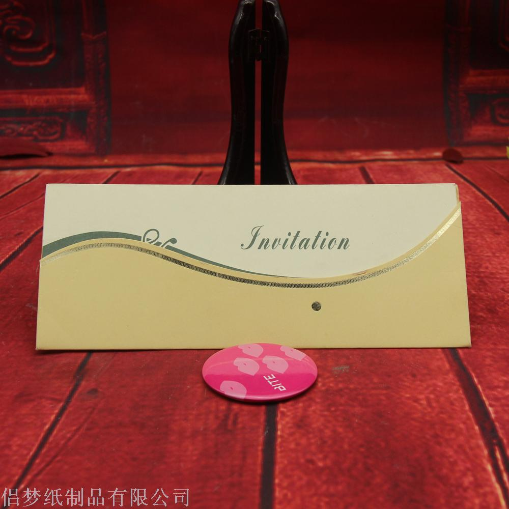 Supply European creative wedding invitation letter wedding ...
