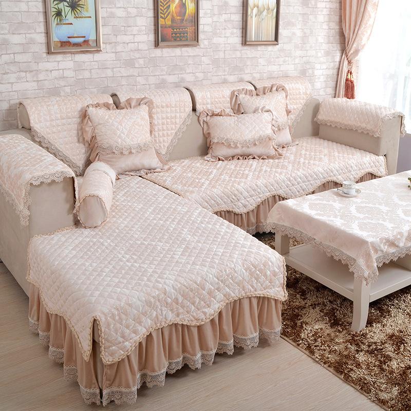厂家直销欧式沙发垫加厚绗缝提花沙发罩实木沙发坐垫