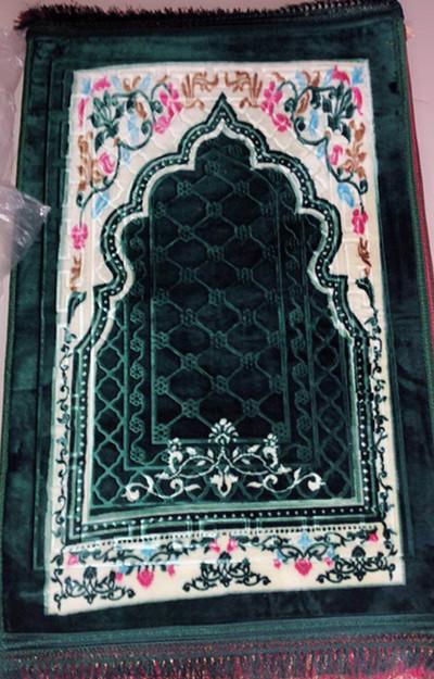 последней религии ислам мусульманских храмов одеяло ковер