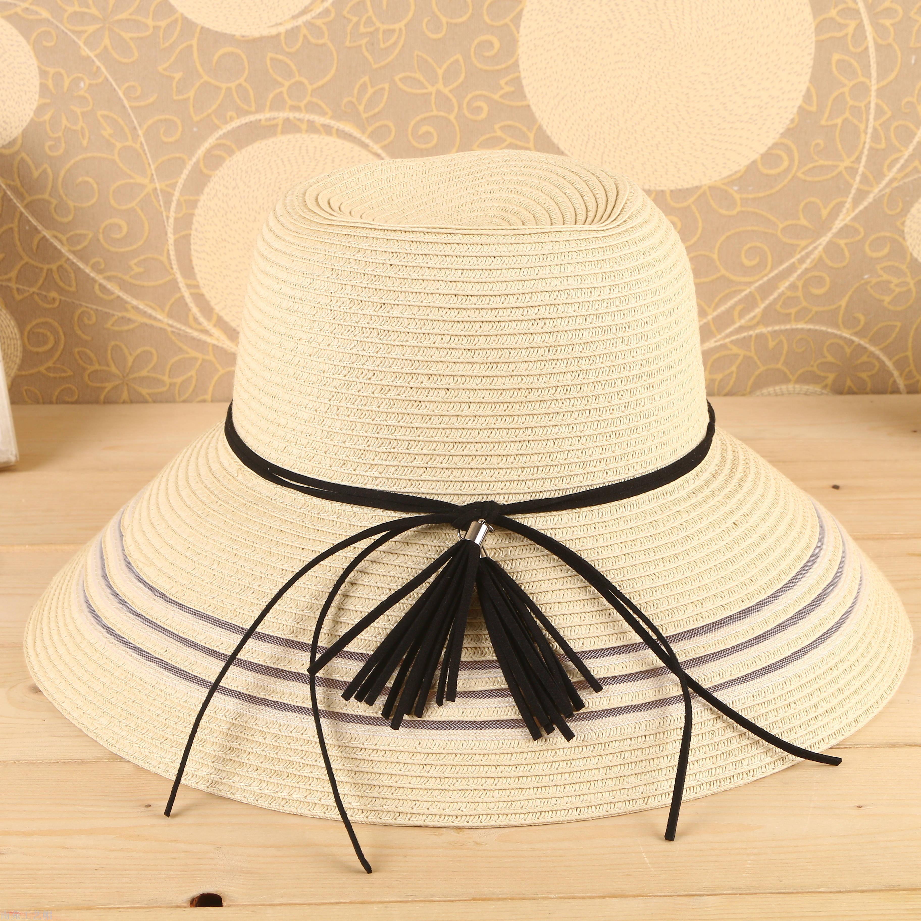 c36fbf728318a7 Supply Hat lady's summer hat girl summer beach hat han version beach hat  beach sun hat.-