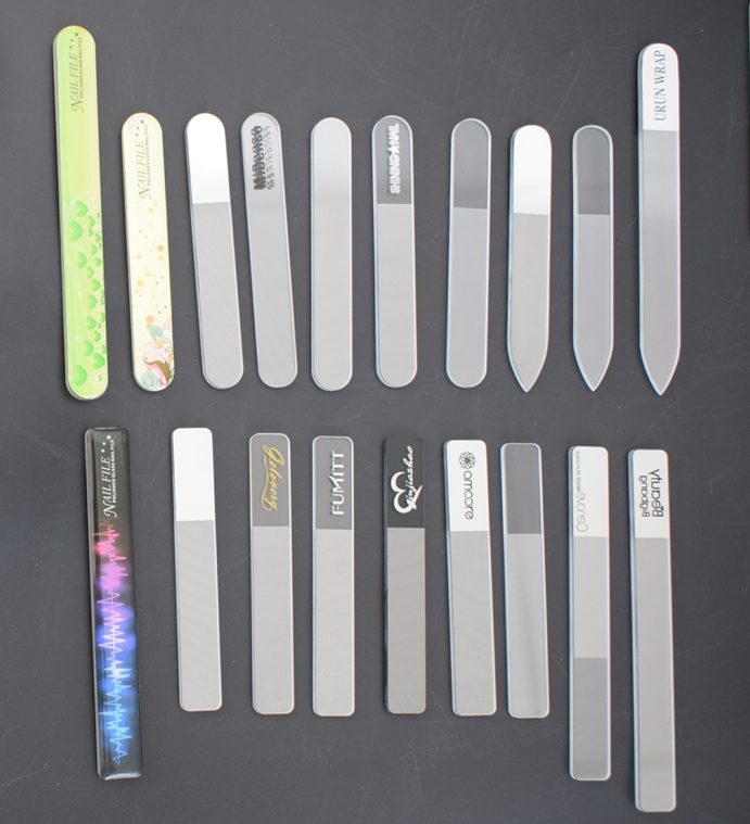 Supply South Korean glass polishing nail file nano-bright nail glass ...