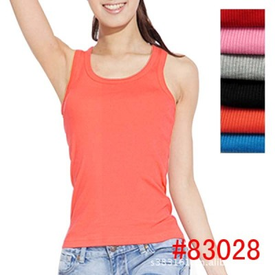 Wholesale women's body-building vest lady's i-style vest yunmengni's body-building vest inventory #83028.