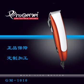 PROGEMEI格美1010直插式电推剪 大动力外贸理发器  推子
