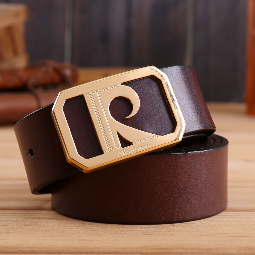0da7319c34d9 Manufacturer wholesale belt high grade men brand leather belt stainless  steel buckle top layer jpg 1080x1080