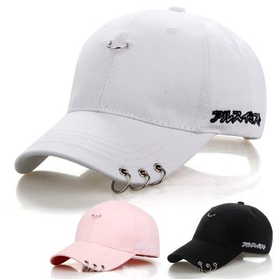 81f5f58e1dd Korean version of the summer tiehuan baseball cap cotton guanyuzhilong cap  manufacturers wholesale men s and women s