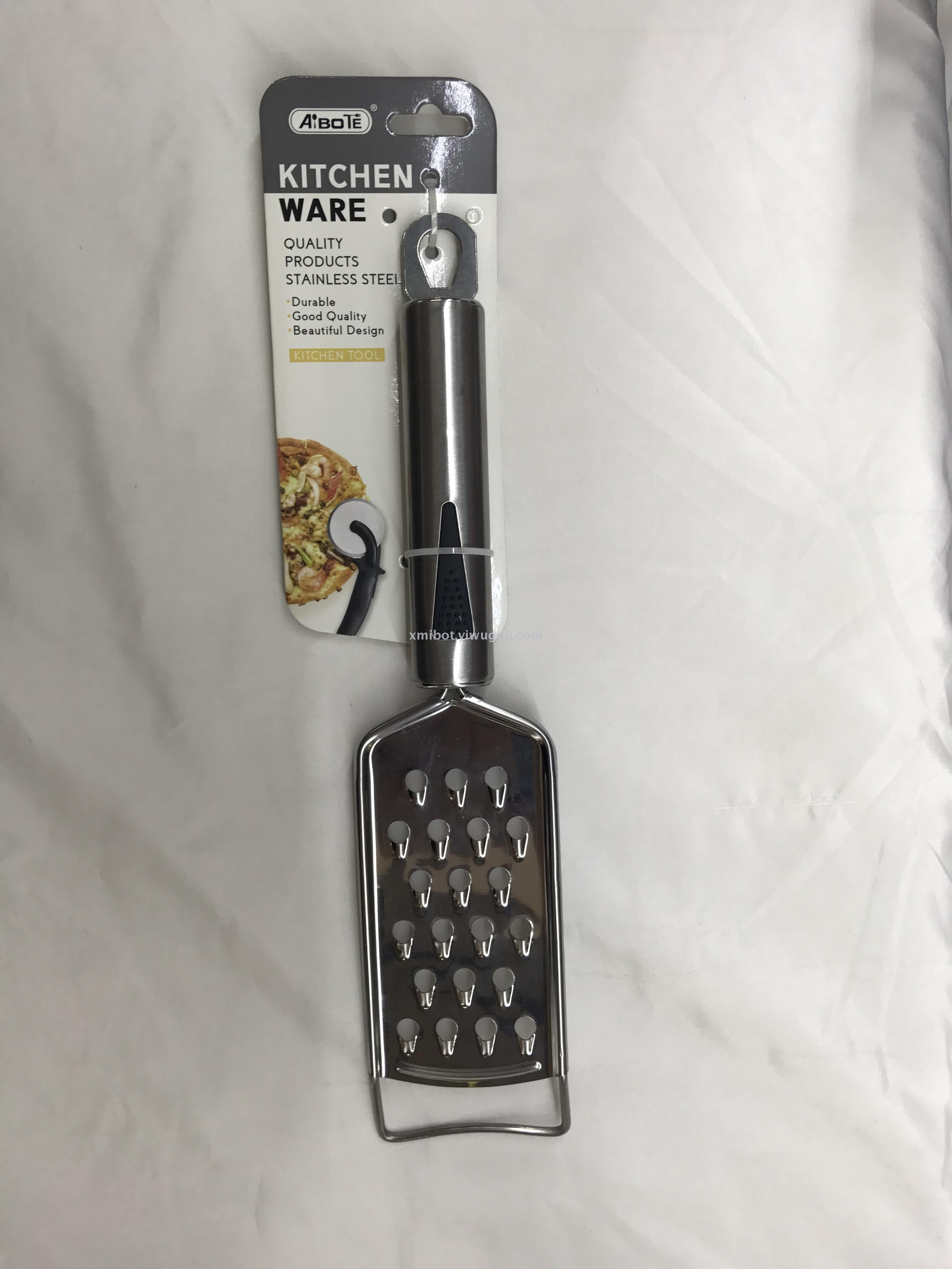 Supply Kitchen gadget stainless steel long wire ginger shaver-