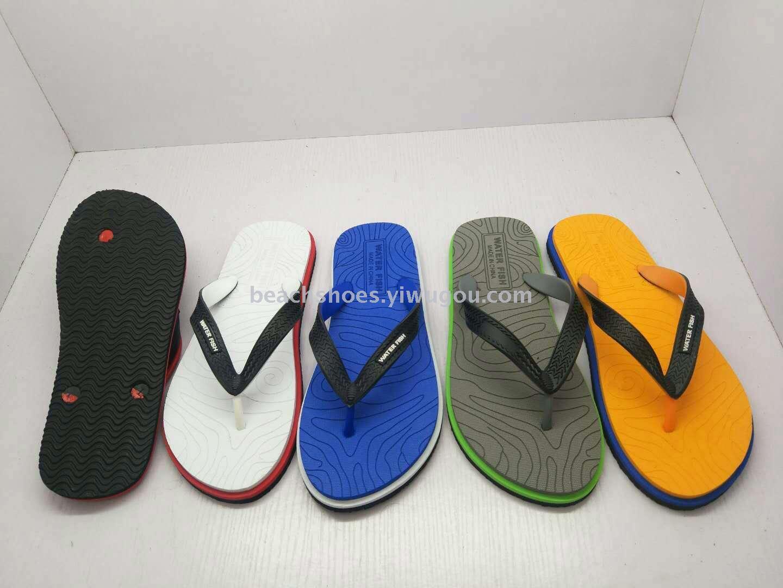 a6f3743b4f59f Supply Strapless beach shoes Roman sandals Vietnamese sandals flip ...