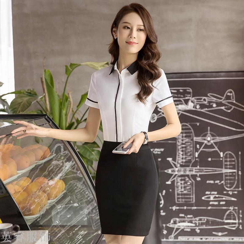 Supply 2018 Professional Suit Women S Summer Fashion Temperament