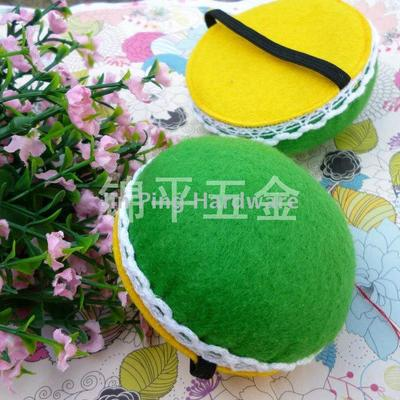 Hand - made lovely green needle insertion fashion beautiful needle insertion device