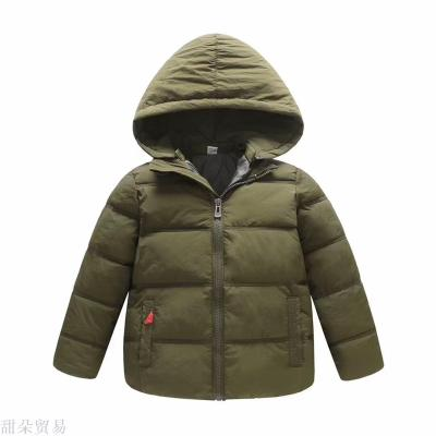 Weiding hundred million special price autumn and winter high quality men and girls winter down jacket warm down jacket