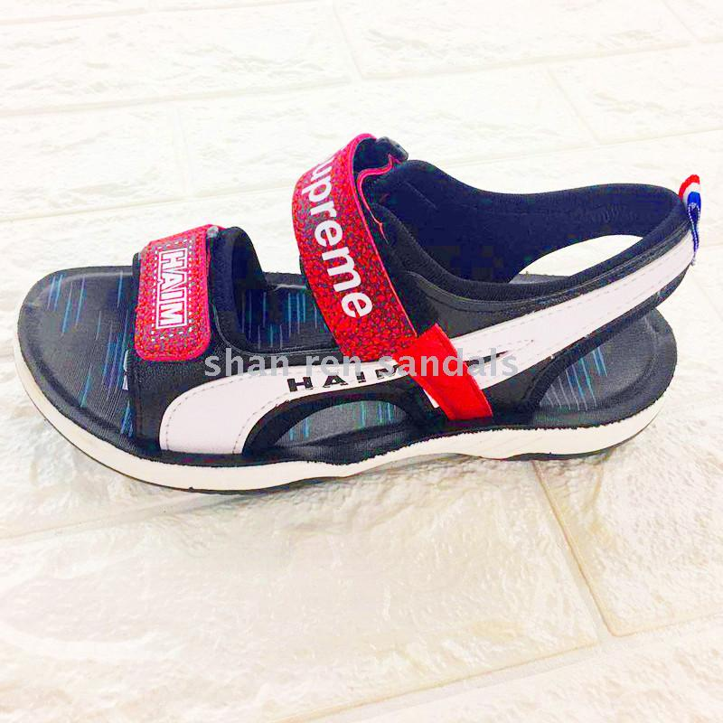 139377a13f46 Summer children s sandals new style beach children s shoes school shoes boys   sports beach sandals for