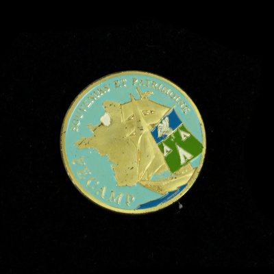 Customized metal commemorative medal of commemorative medallion