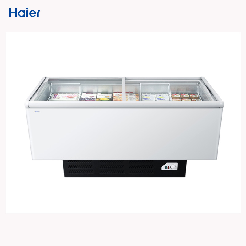 Supply Haier Commercial Refrigerator Display Cabinet Large Capacity