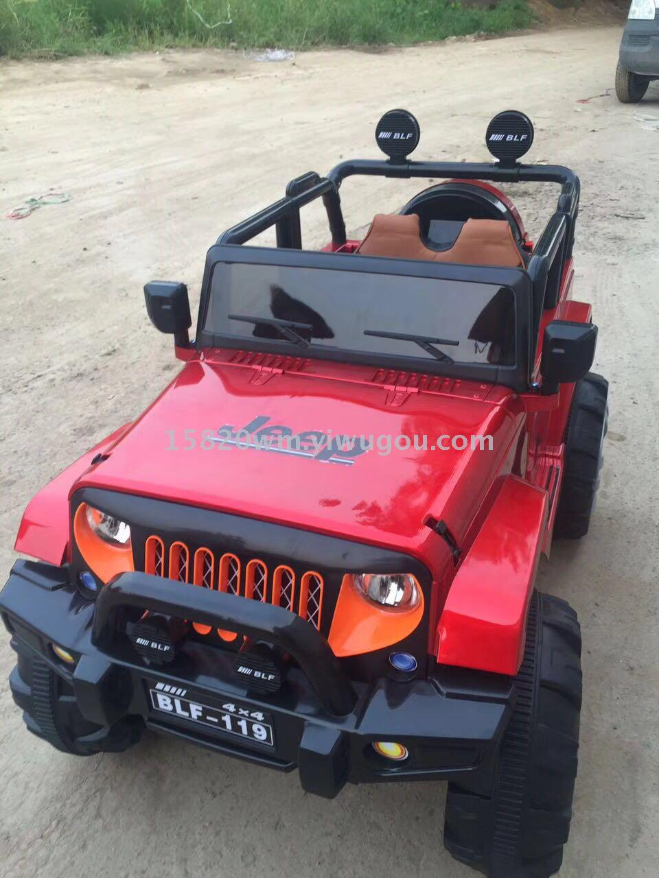 Supply Children S Electric Car Four Cycle Toy Car Off Road Vehicle