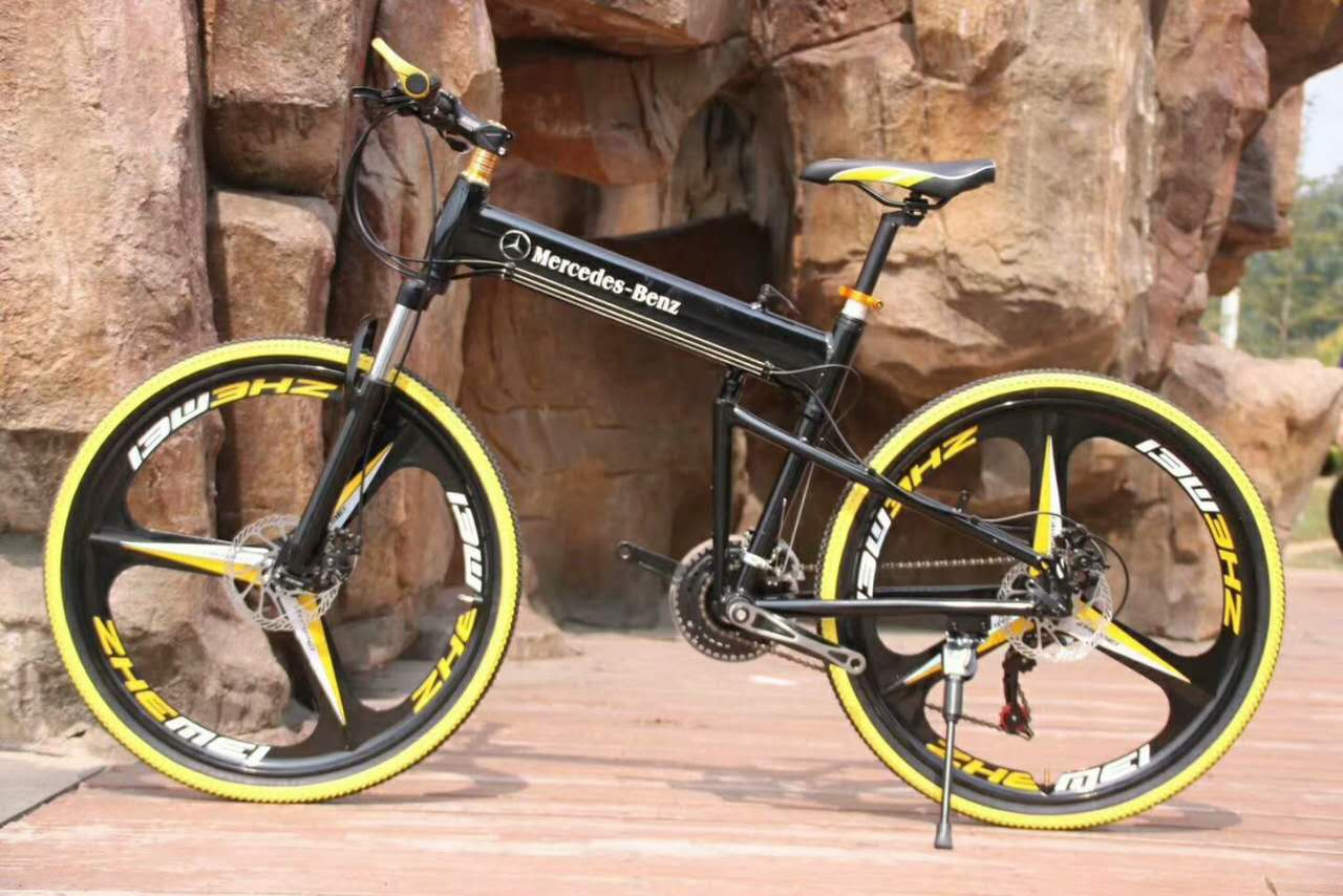 Supply Mountain bike Mercedes mountain bike adults ride a