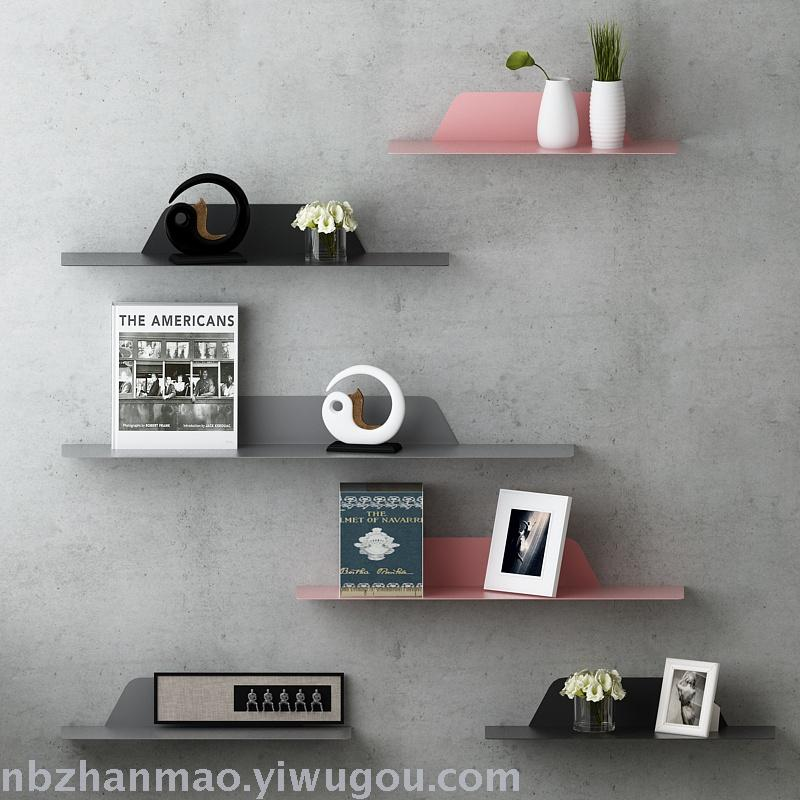 Supply Nordic Wall Furniture Rack Partition Wall Hanging Book And
