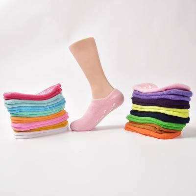 gelatinous socks pure cotton gel socks anti-crack gel socks socks socks Japanese socks point socks foot socks