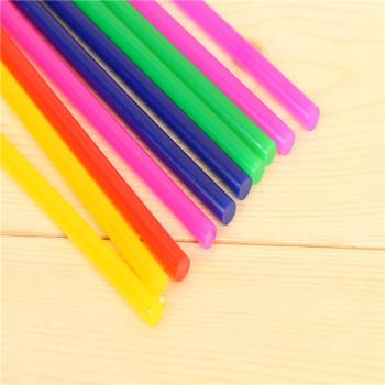 【固客】 彩色膠棒金蔥粉熱熔膠棒 閃光膠棒