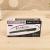 YNGP338 Gel Pen 0.5mm Fine Point  Black Ink  Pack of 12