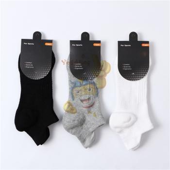 男士夏季薄款棉襪 精梳棉透氣吸汗低筒船襪