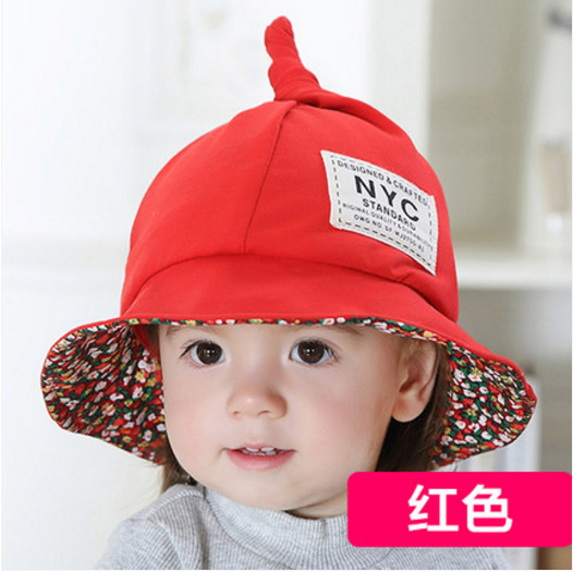 c7bba3bf79987 Baby hat girl summer sun protection breathable princess hat children s sun  hat 1-2 -