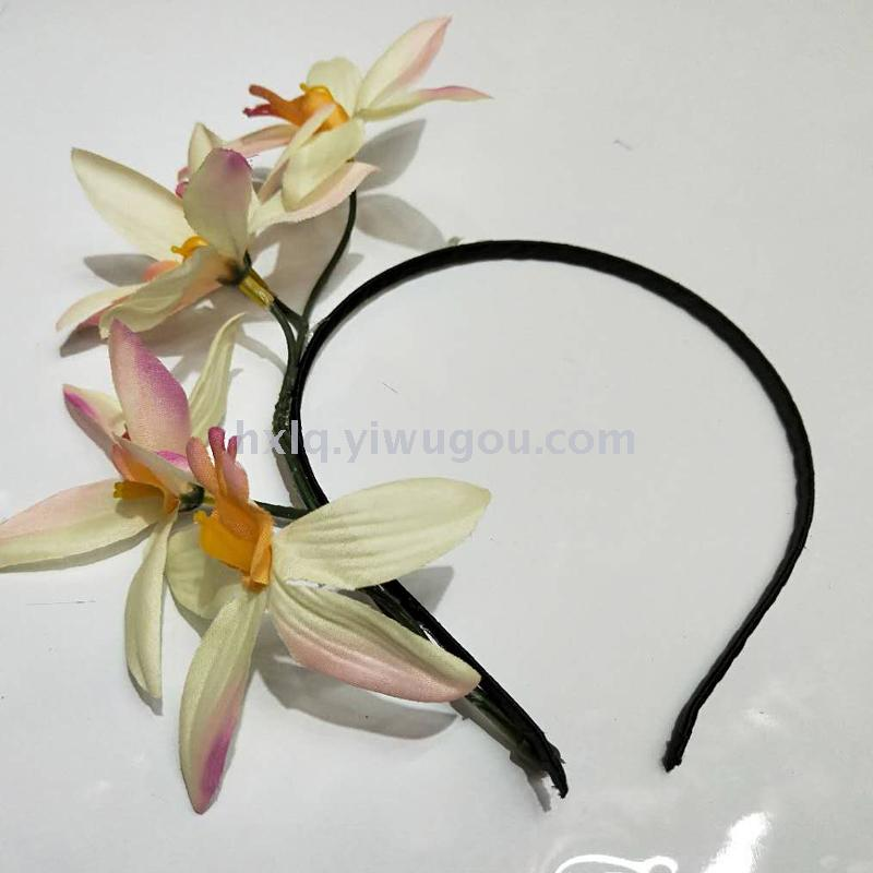New multi - purpose jewelry can be done hair decoration can be done vase decoration head