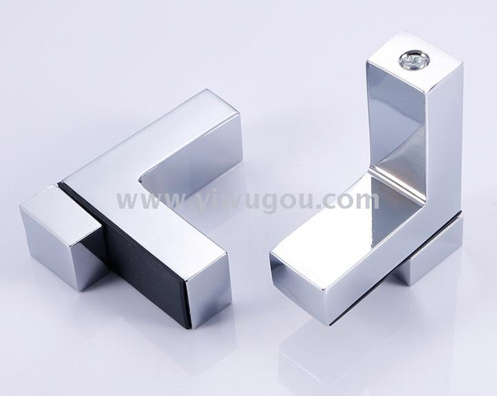 Supply F Glass With Zinc Alloy Light Glass Clip Can Be Adjusted Door