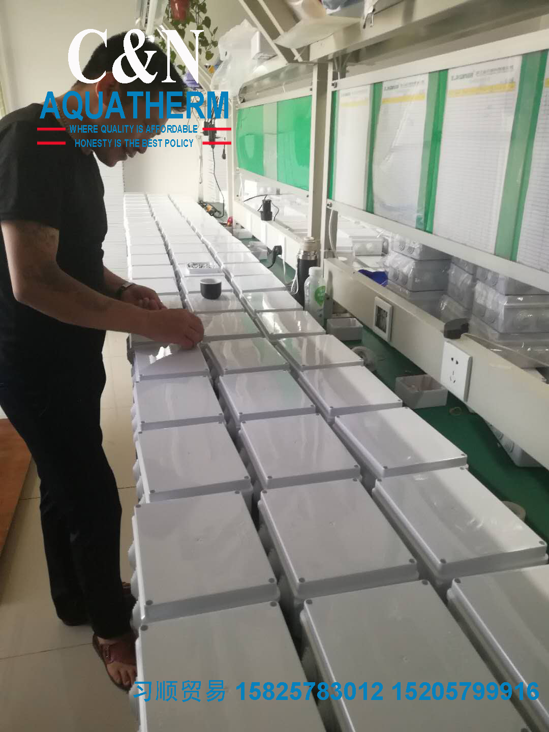 Supply U Pvc Electrical Accessories Wire Pipe Tee China For Conduit Wiring Photos Pictures Made Factory Photo