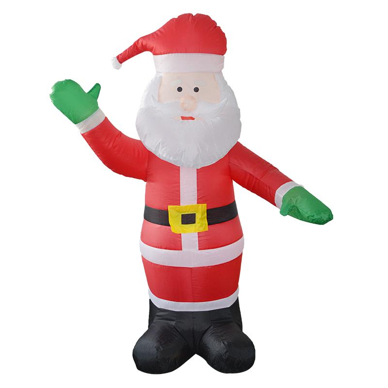 Halloween Santa Claus Inflatable Decorations