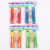 Dancing wind count plastic jump rope fitness jump rope skipping rope sponge handle advertising gift jump rope
