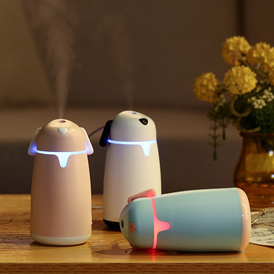 Single wang humidifier USB mini furnishing air conditioning room anti - drying atomizer silent portable