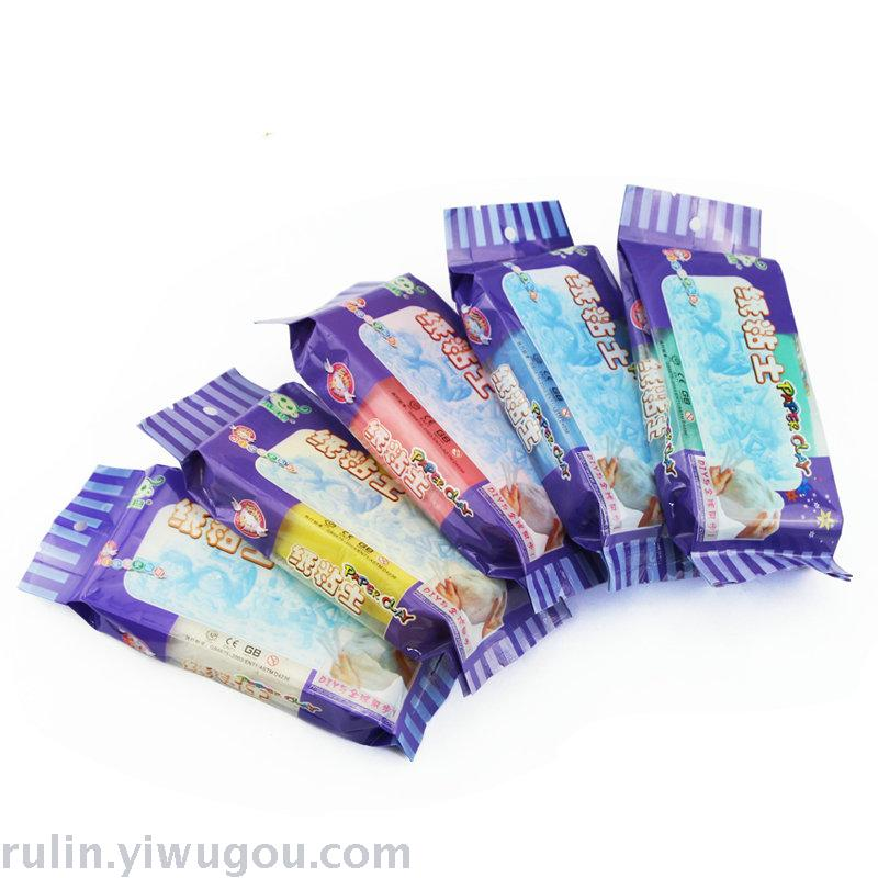 Supply Little brother than paper clay model clay paper clay natural ...
