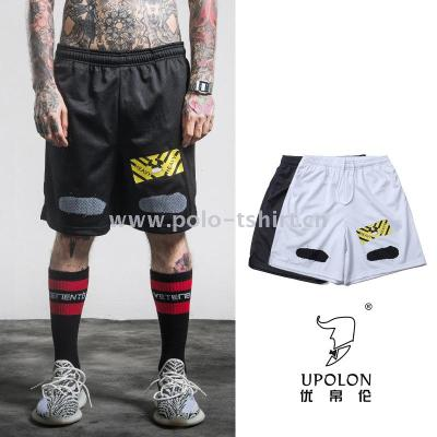Men'S Casual Pants Casual Men'S Printed Sports Shorts
