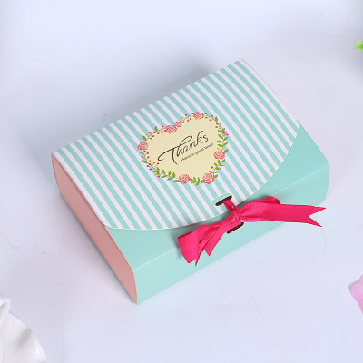Supply 2017 Creative Birthday Gift Box S902 Two Color Bow