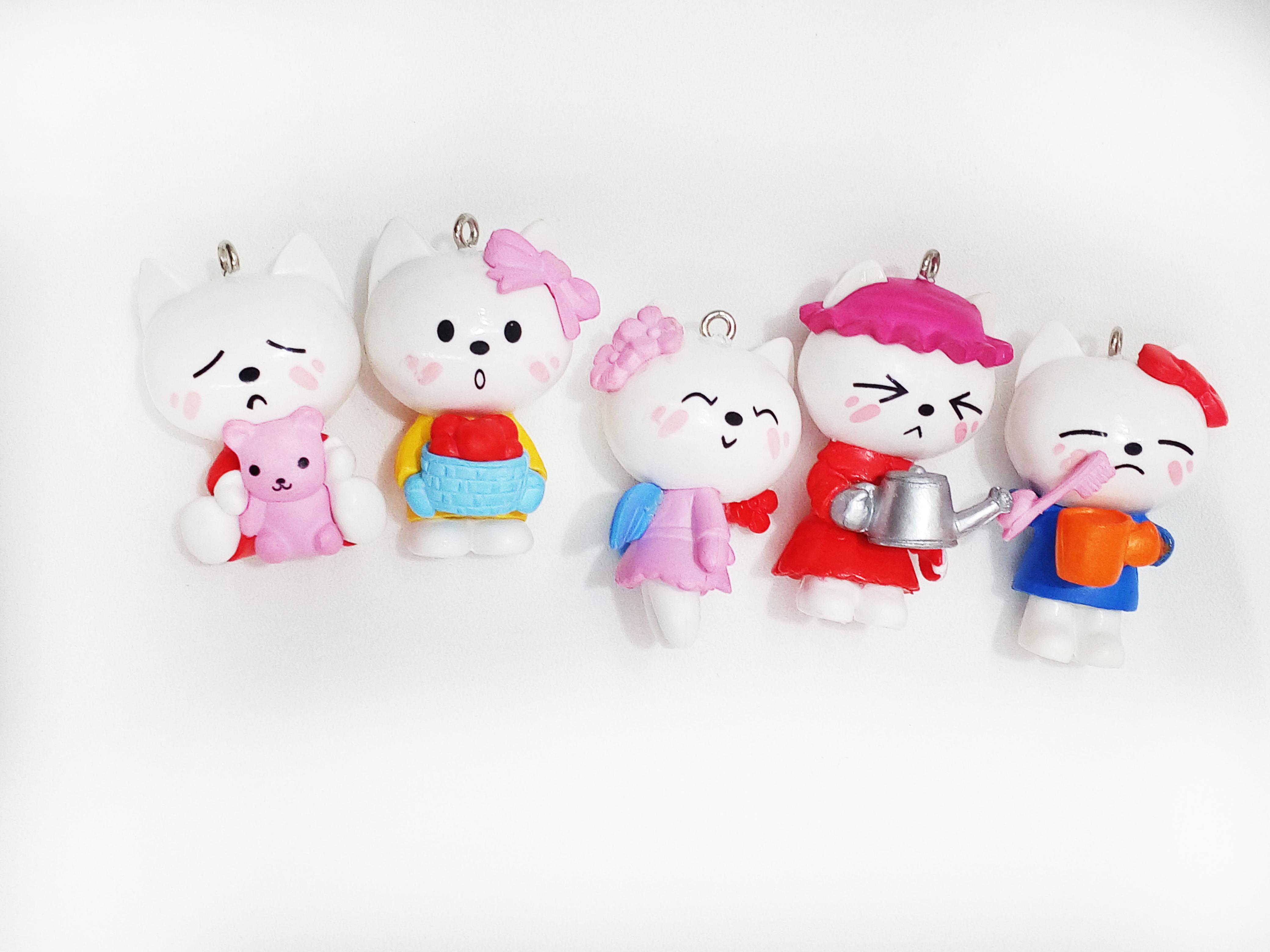 Supply Kony Rabbit Hello Kitty Decoration Craft Makeup Bag Creative