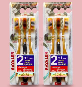 成人牙刷NT852