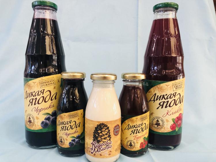 【體驗店】俄羅斯進口野生越橘/藍莓果汁750ml/瓶