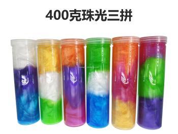 玩具400克高瓶slime史萊姆水晶泥  戳戳泥 解壓泥