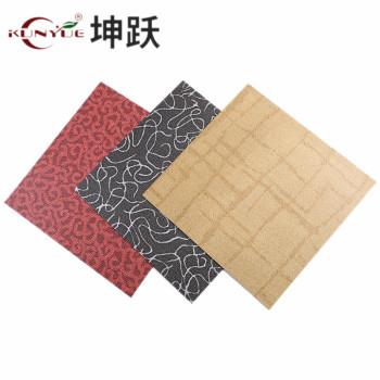 pvc地板砖贴纸防水耐磨自粘塑胶地板革仿瓷砖水泥地贴翻新改造