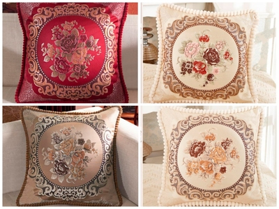 Guosetianxiang European - style as pillow pillow pillow bedding daily articles household articles as for leaning on to cover