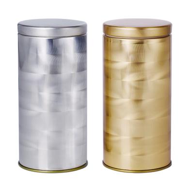 马口铁金属茶叶罐便携通用密封罐批发 日本小巧药品罐