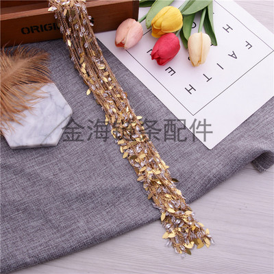 Jinhai boutique zircon alloy o-chain jewelry accessories DIY handmade necklace bracelet
