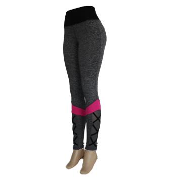 瑜伽褲女緊身秋季顯瘦透氣長褲跑步速干提臀彈力運動健身褲